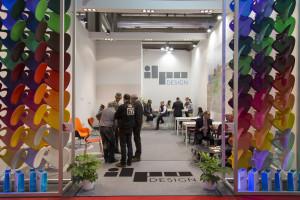 Salone Internazionale del Mobile Milano 2014 Stand IlpoDesign