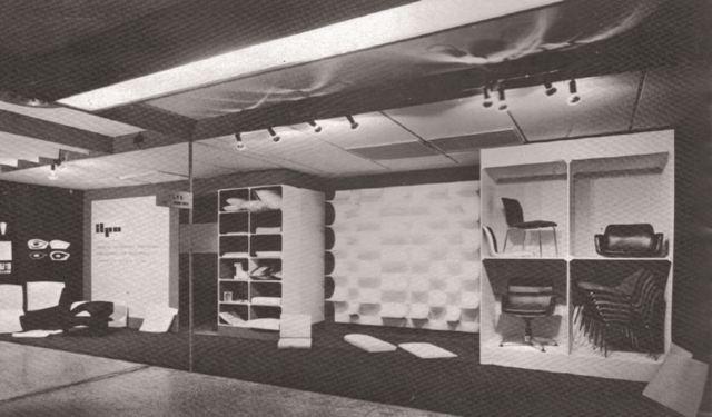 Salone del Mobile 1966 – Milano